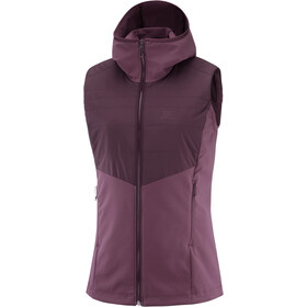 Salomon Outspeed Vest Women, wine tasting